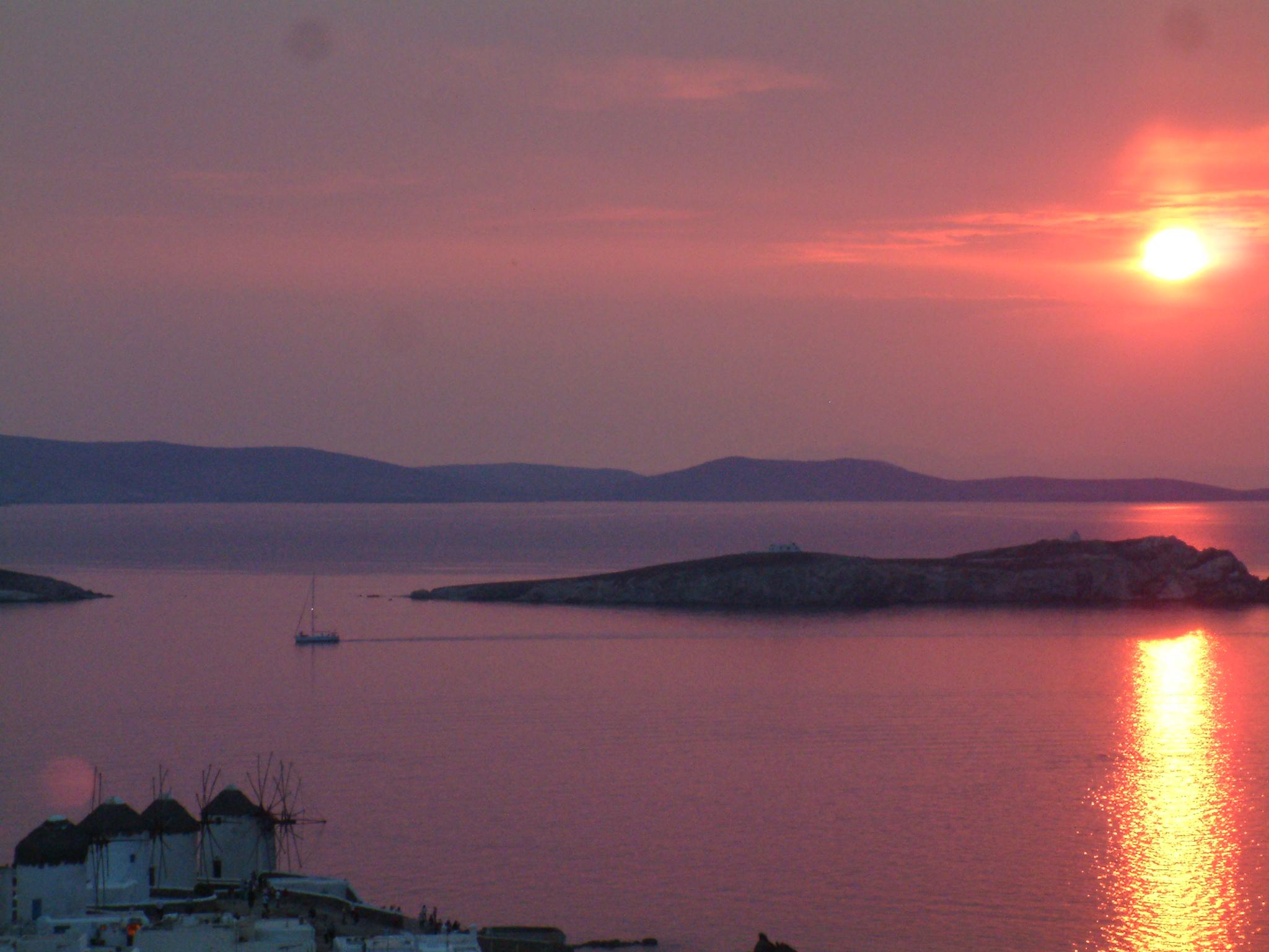Mykonos e Delos